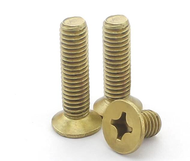 铜沉头机丝螺丝