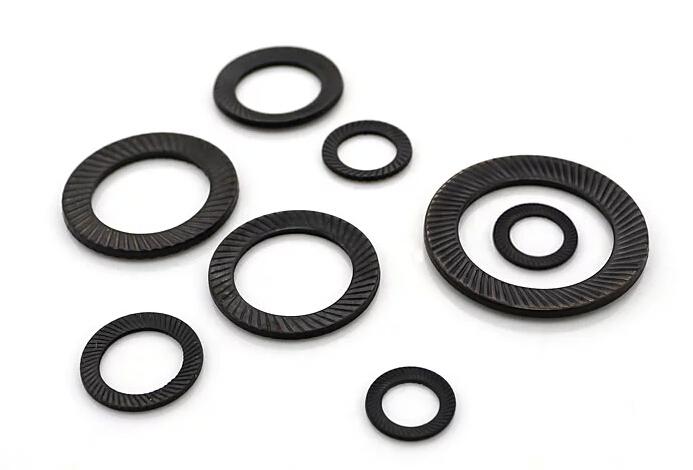 碳钢黑 防滑垫圈